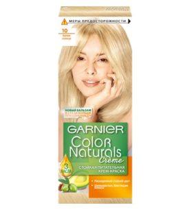 Краска для волос Color Naturals №10