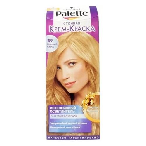 Краска для волос Palette В9 Бежевый блонд 110 мл оптом