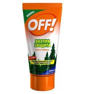 Крем OFF Экстра защита от комаров 50 мл оптом