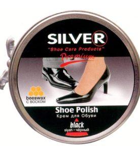 Крем для обуви Silver Классик
