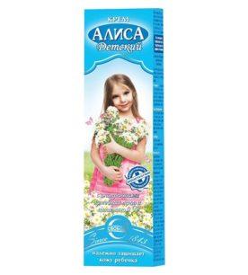 Крем для тела АЛИСА Детский 40 г оптом