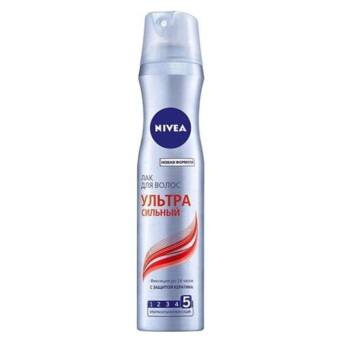 Лак для волос NIVEA Ультра сильный 250 мл оптом