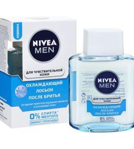 Лосьон после бритья NIVEA Охлаждающий 100 мл оптом