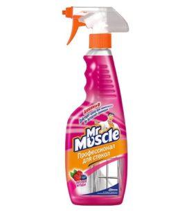 Моющее средство для стекол Mr. Muscle С Ammonia-D