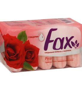 Мыло Fax Роза