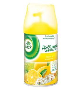 Освежитель воздуха AirWick Лимон и женьшень