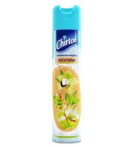 Освежитель воздуха Chirton Антитабак 300 мл оптом