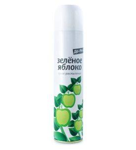 Освежитель воздуха До-ре-ми Зеленое яблоко