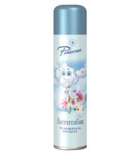 Освежитель воздуха ROMANTICA Антитабак 300 мл оптом