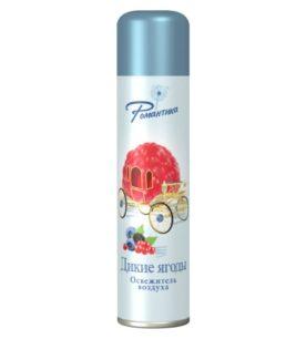 Освежитель воздуха ROMANTICA Дикие ягоды 300 мл оптом