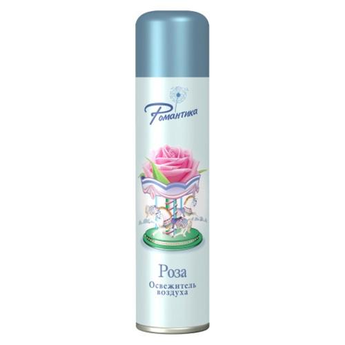 Освежитель воздуха ROMANTICA Роза 300 мл оптом