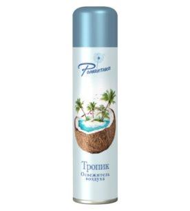 Освежитель воздуха ROMANTICA Тропик 300 мл оптом
