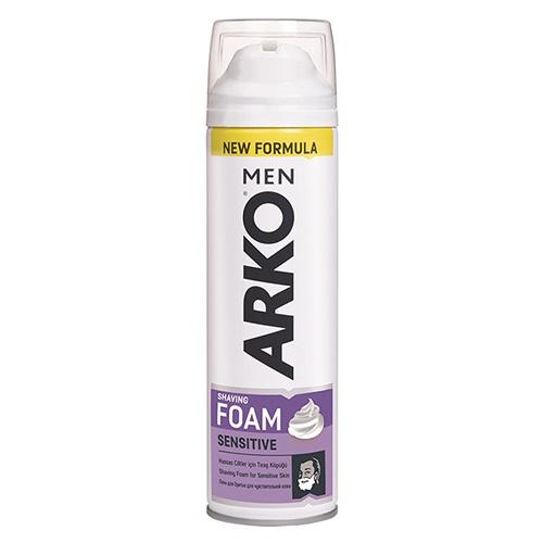 Пена для бритья ARKO Extra sensitive