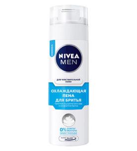 Пена для бритья NIVEA Охлаждающая