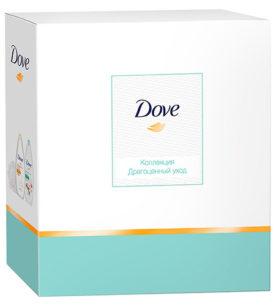 Подарочный набор Dove Драгоценный уход