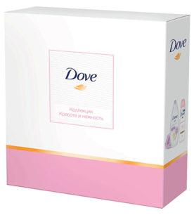 Подарочный набор Dove Красота и нежность
