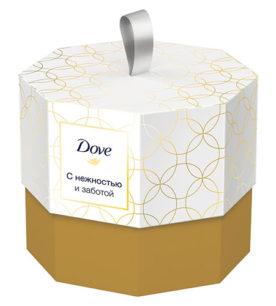 Подарочный набор Dove С нежностью и заботой