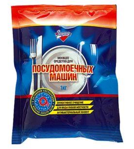 Порошок для посудомоечных машин Золушка С активным кислородом 1 кг оптом