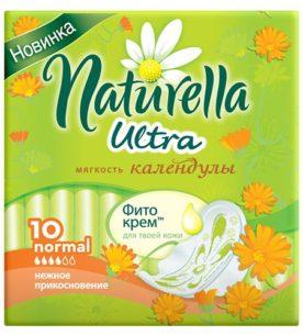 Прокладки Naturella Ultra