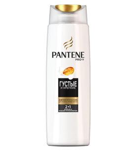 Шампунь Pantene Pro-V Густые и крепкие 2 в 1 250 мл оптом