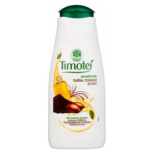 Шампунь Timotei Тайна темных волос 400 мл оптом
