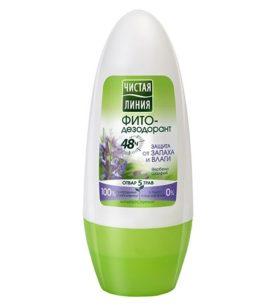 Шариковый дезодорант Чистая линия ФИТО