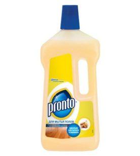 Средство для мытья пола Pronto С миндальным маслом 750 г оптом