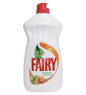 Средство для мытья посуды Fairy Апельсин и лимонник 500 мл оптом