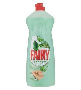 Средство для мытья посуды Fairy Нежные ручки