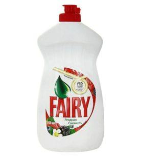 Средство для мытья посуды Fairy Ягодная свежесть 500 мл оптом