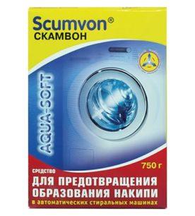 Средство от накипи Scumvon Для автоматических стиральных машин 750 г оптом
