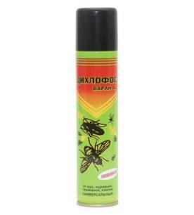 Средство от насекомых ДИХЛОФОС Варан 200 мл оптом