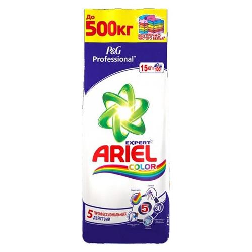 Стиральный порошок Ariel Color 15 кг оптом