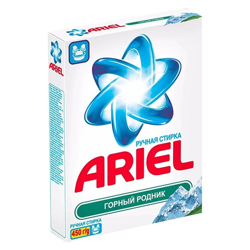 Стиральный порошок Ariel Горный родник