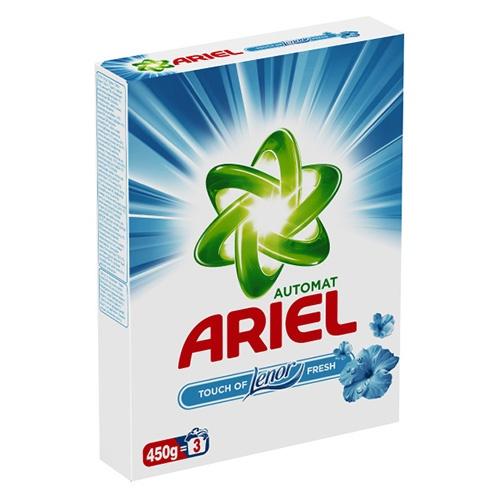 Стиральный порошок Ariel Lenor Effect 450 г оптом
