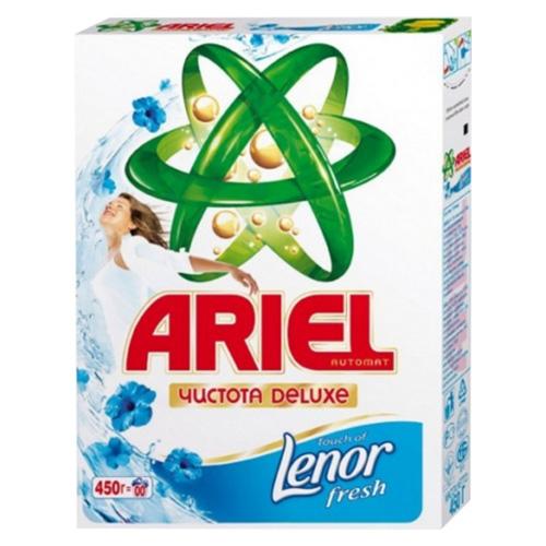 Стиральный порошок Ariel Lenor fresh