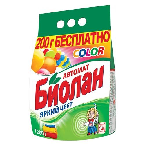 Стиральный порошок Биолан Color 1