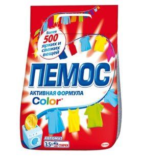 Стиральный порошок Пемос Color 3