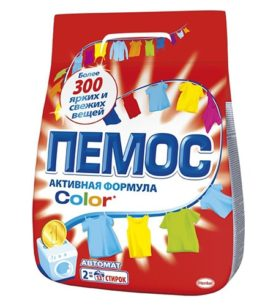 Стиральный порошок Пемос Color