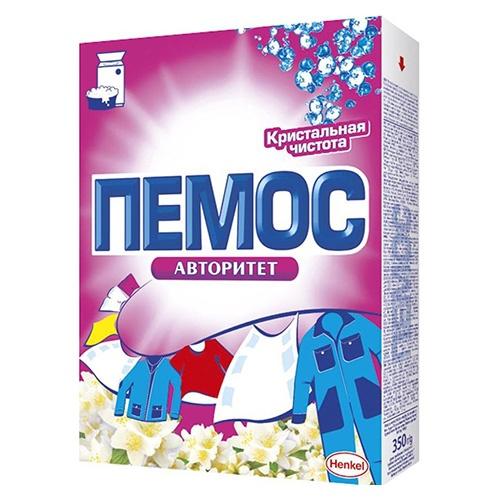 Стиральный порошок Пемос Кристальная чистота 350 г оптом