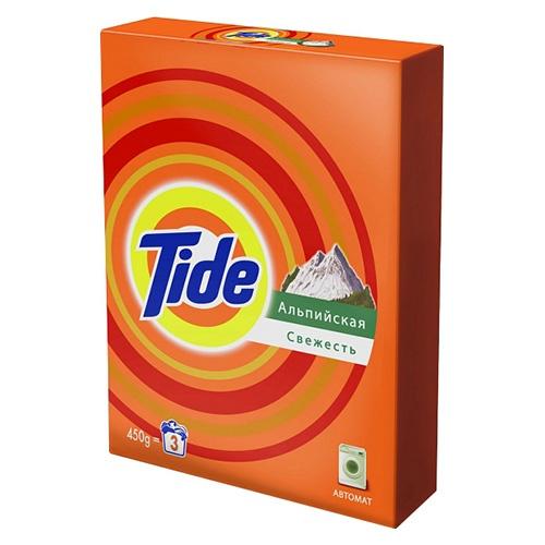 Стиральный порошок Tide Белые облака 450 г оптом
