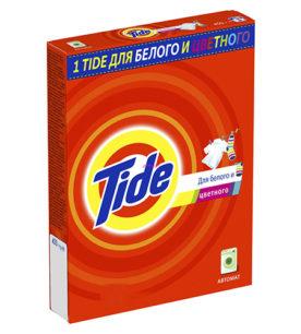Стиральный порошок Tide Для белого и цветного 450 г оптом