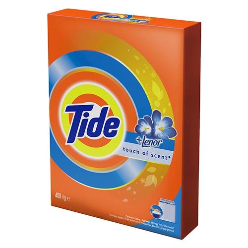 Стиральный порошок Tide Lenor touch of scent