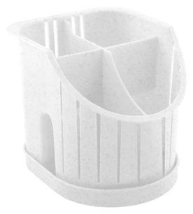 Сушилка для столовых приборов Plastic Centre 4 х-секционная