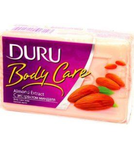 Туалетное мыло Duru С экстрактом миндаля 180 г оптом