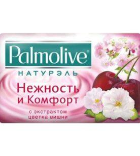 Туалетное мыло Palmolive Нежность и комфорт