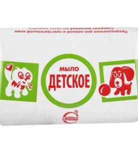 Туалетное мыло СВОБОДА Детское 90 г оптом