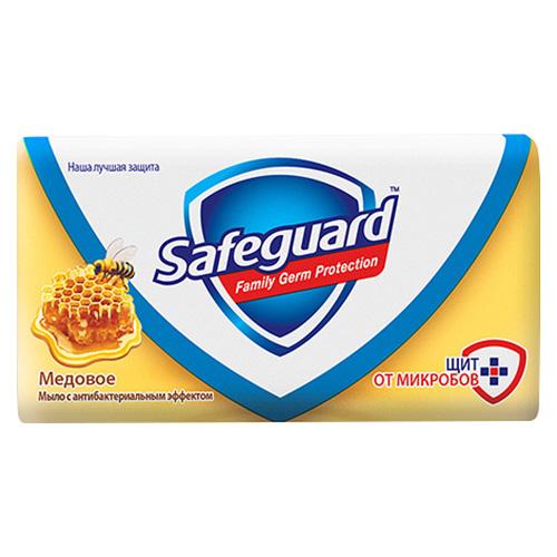 Туалетное мыло Safeguard Медовое 90 г оптом
