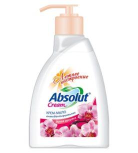 Жидкое мыло Absolut Дикая орхидея 250 г оптом