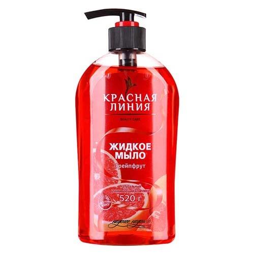 Жидкое мыло Красная линия Грейпфрут 520 мл оптом
